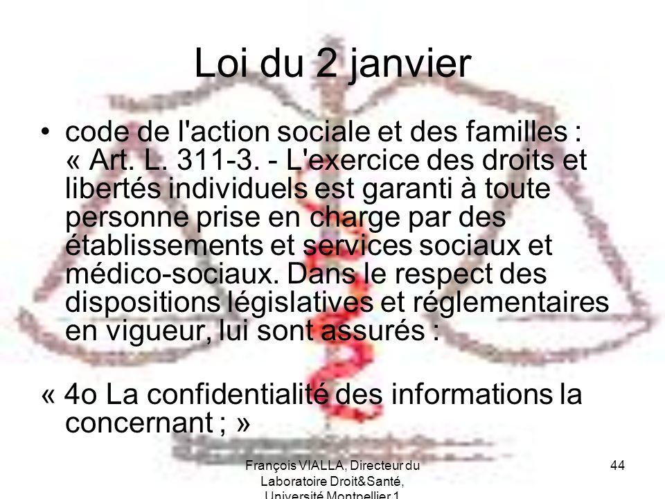Loi du 2 janvier