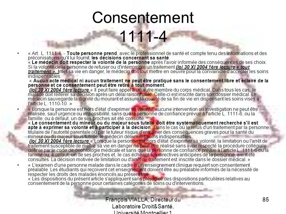 Consentement 1111-4