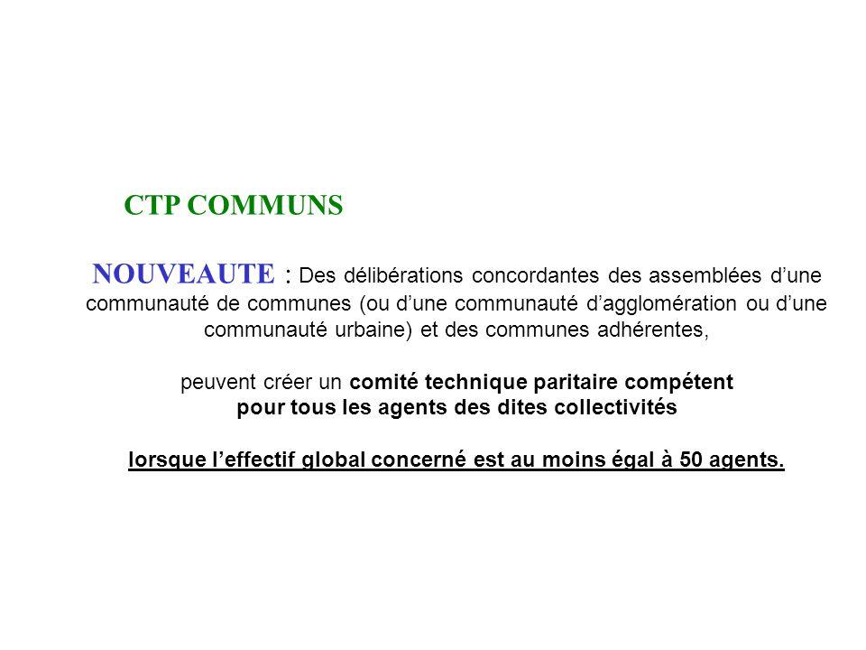 CTP COMMUNS