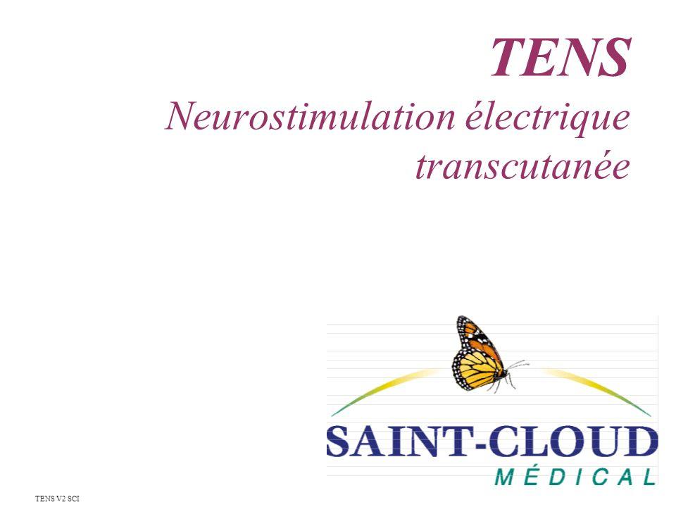 TENS Neurostimulation électrique transcutanée
