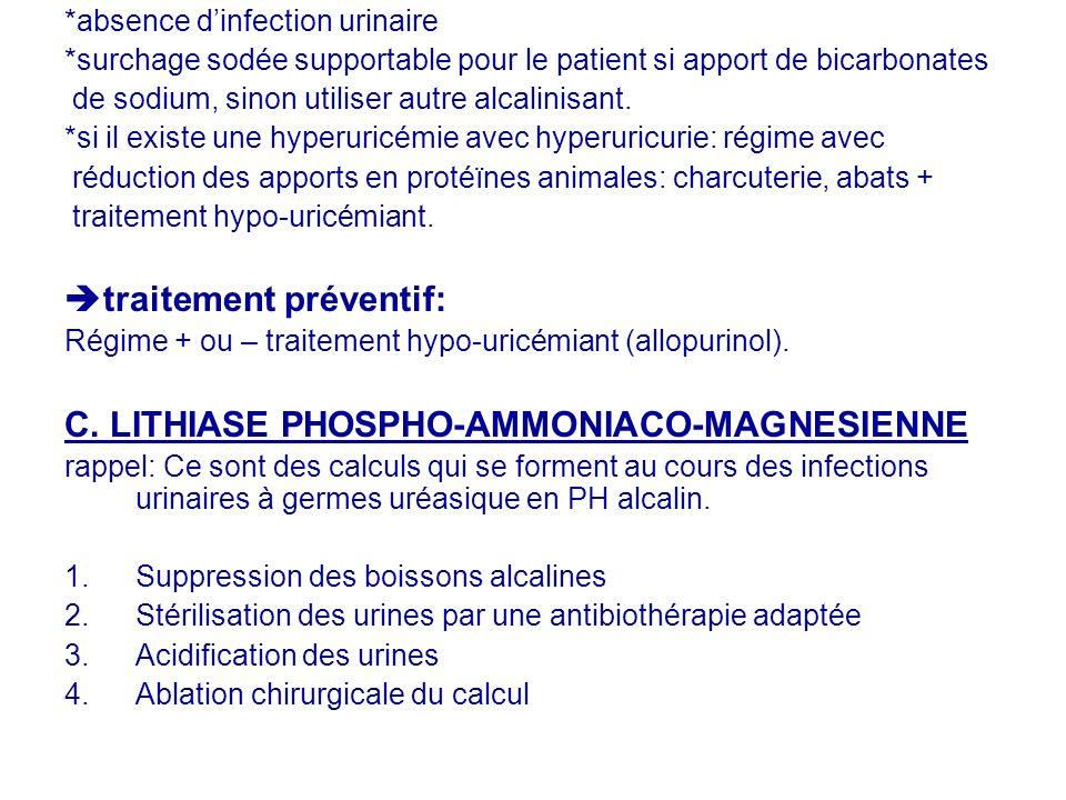 traitement préventif: