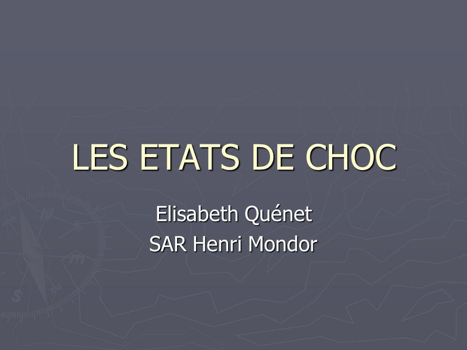 Elisabeth Quénet SAR Henri Mondor