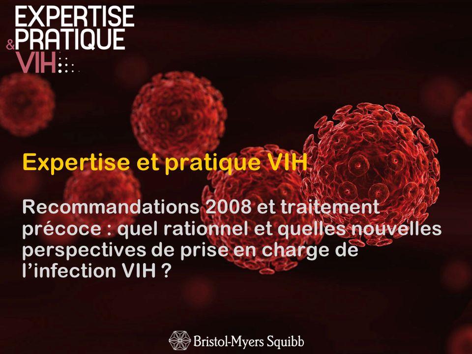 Expertise et pratique VIH