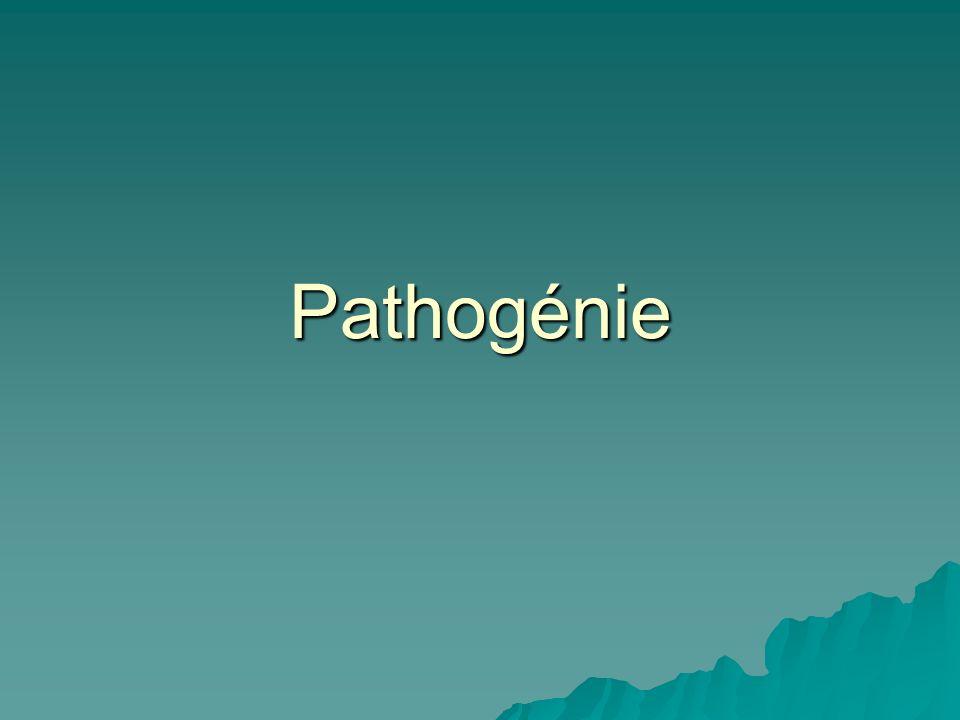 Pathogénie