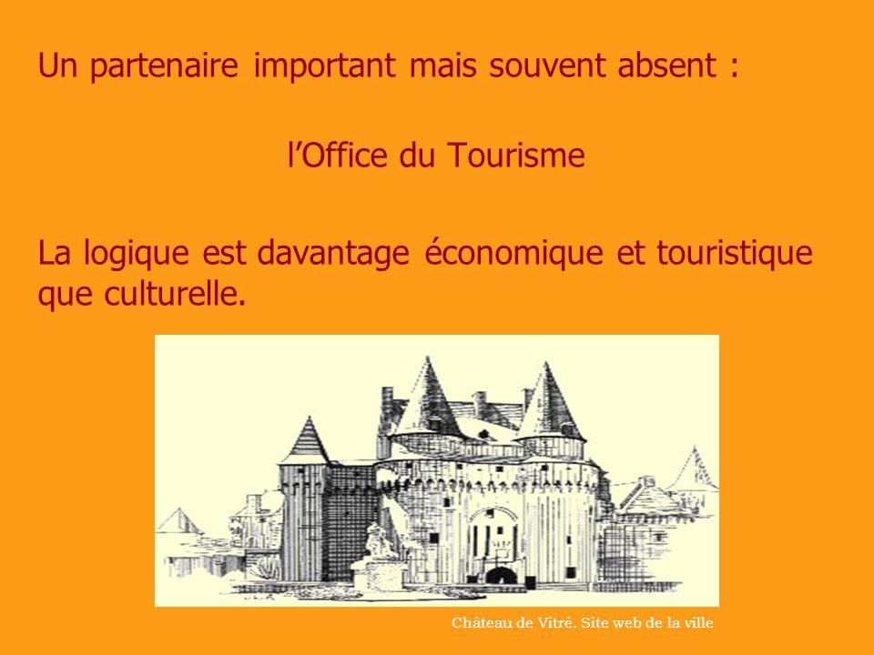 Château de Vitré. Site web de la ville