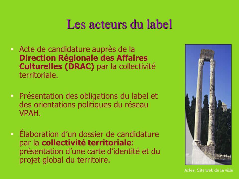 Arles. Site web de la ville