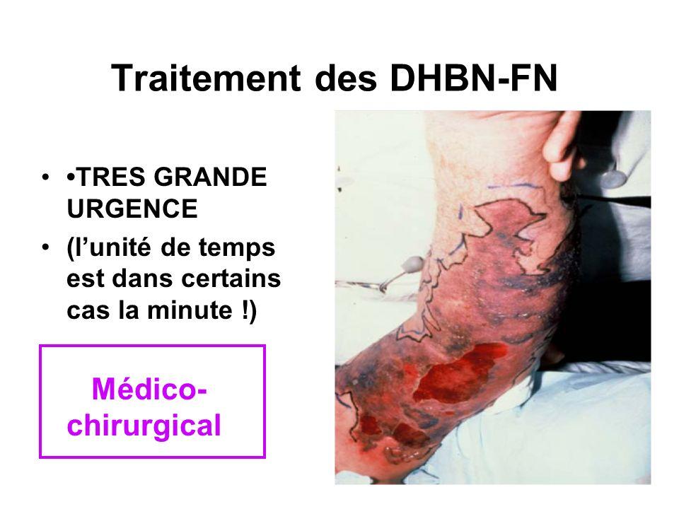 Traitement des DHBN-FN