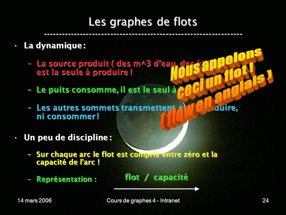 Cours de graphes 4 - Intranet