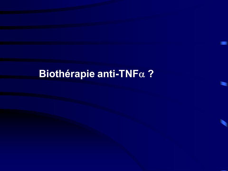 Biothérapie anti-TNF