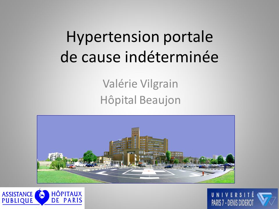 causes of portal hypertension pdf