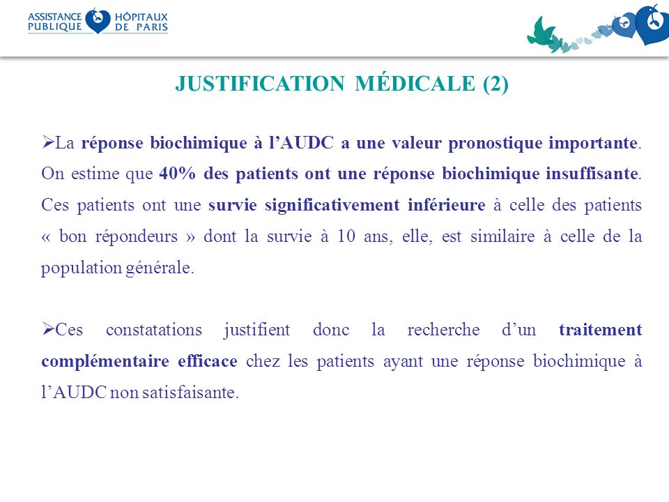 JUSTIFICATION MÉDICALE (2)