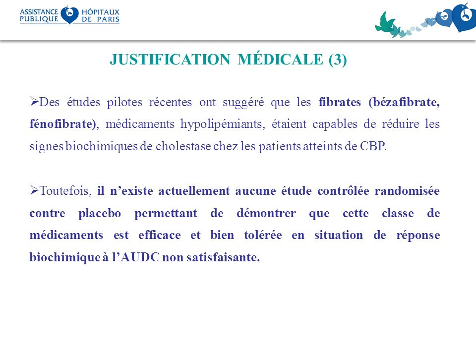 JUSTIFICATION MÉDICALE (3)