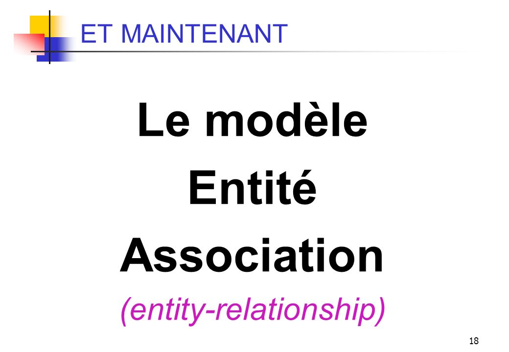 (entity-relationship)