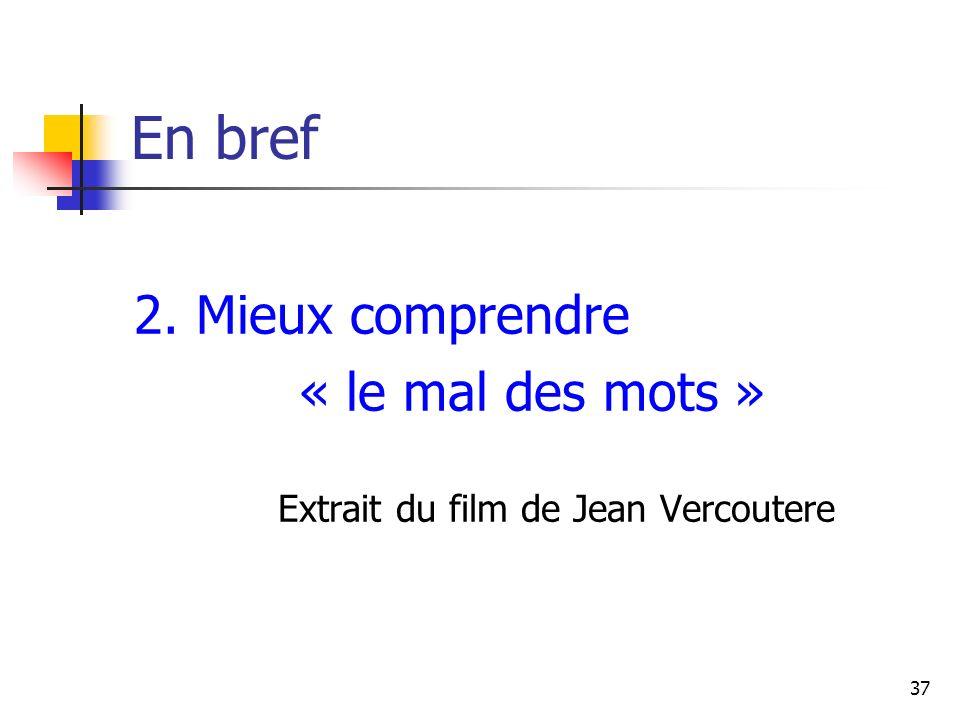Extrait du film de Jean Vercoutere
