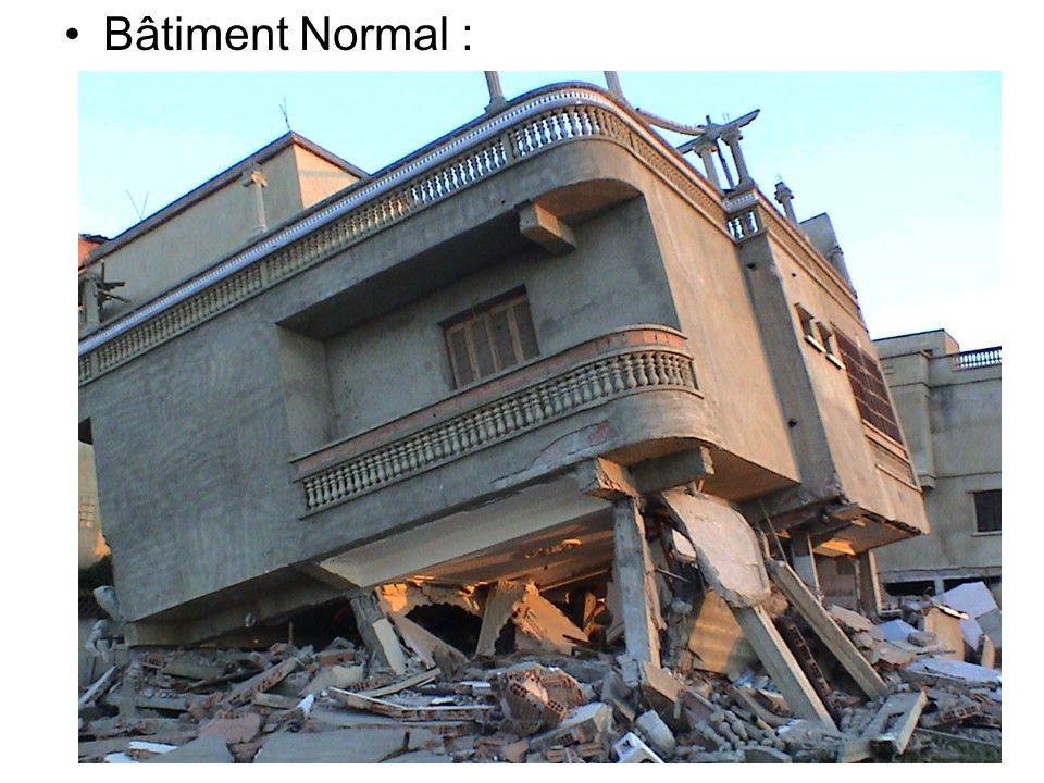 Bâtiment Normal :