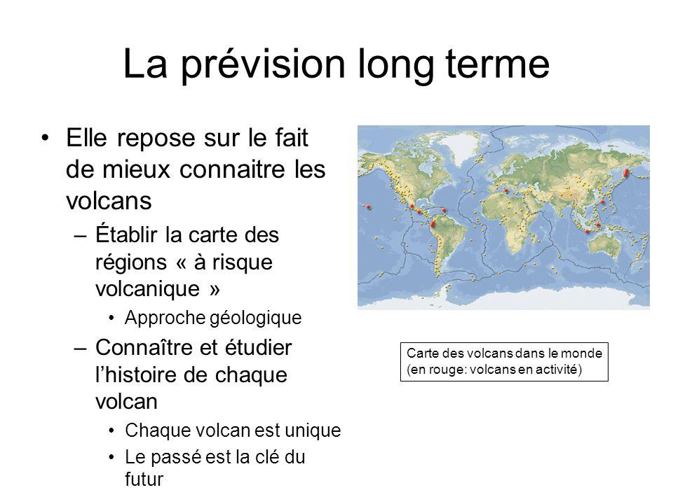 La prévision long terme