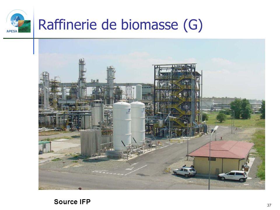 Raffinerie de biomasse (G)