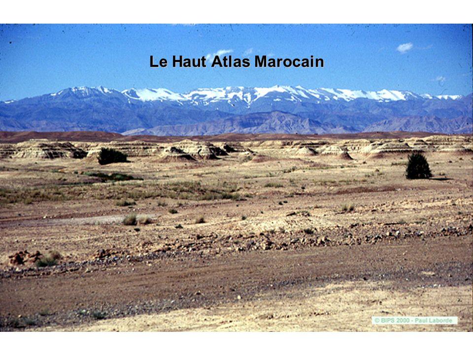 Le Haut Atlas Marocain