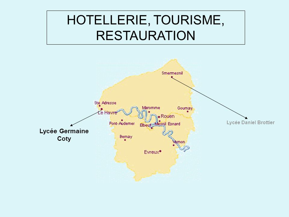 HOTELLERIE, TOURISME, RESTAURATION