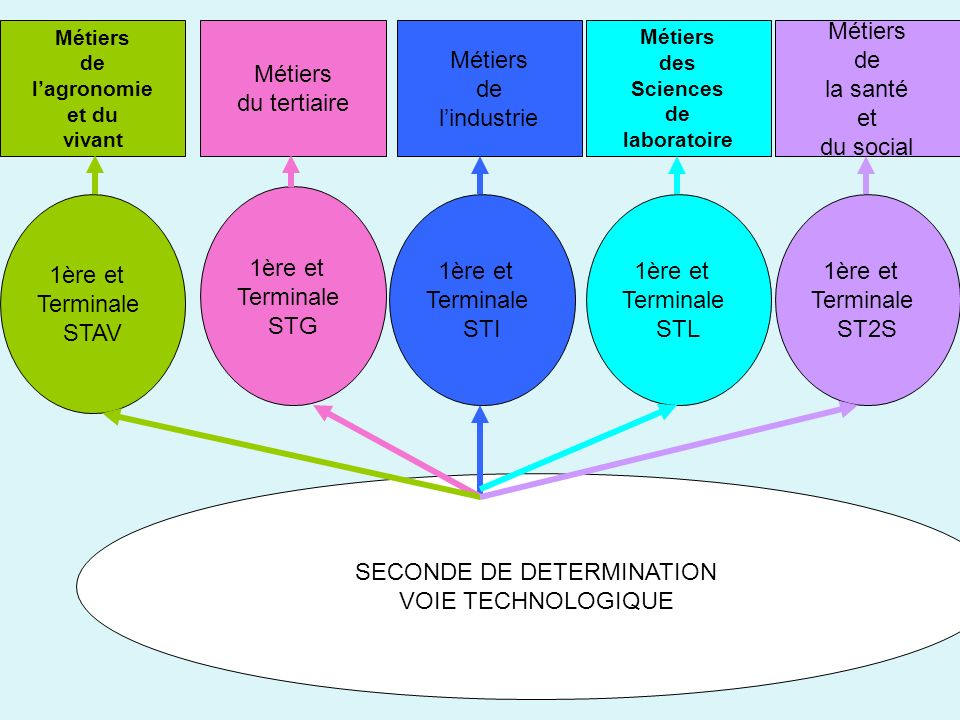SECONDE DE DETERMINATION