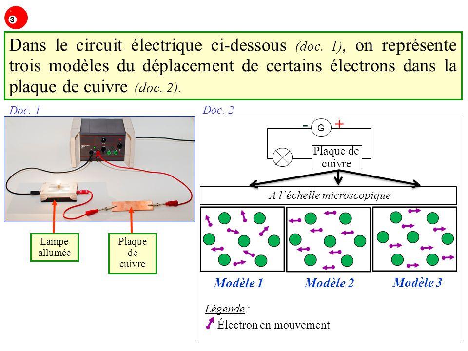 Dans le circuit électrique ci-dessous (doc