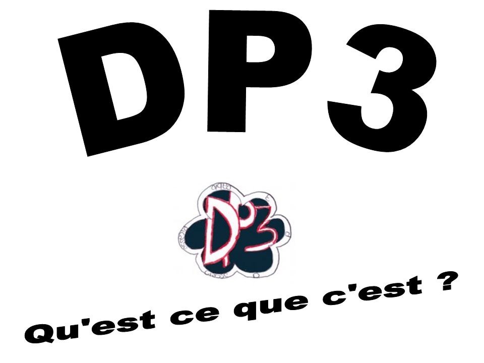 DP3 Qu est ce que c est