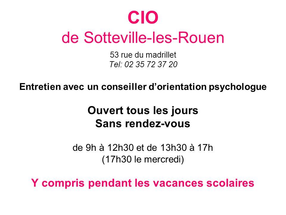 CIO de Sotteville-les-Rouen
