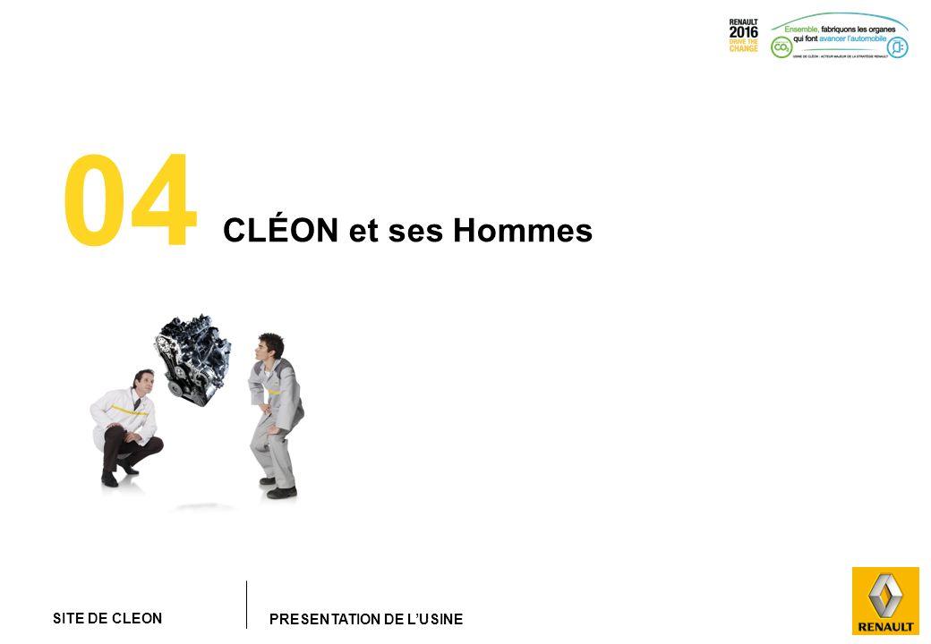 04 CLÉON et ses Hommes