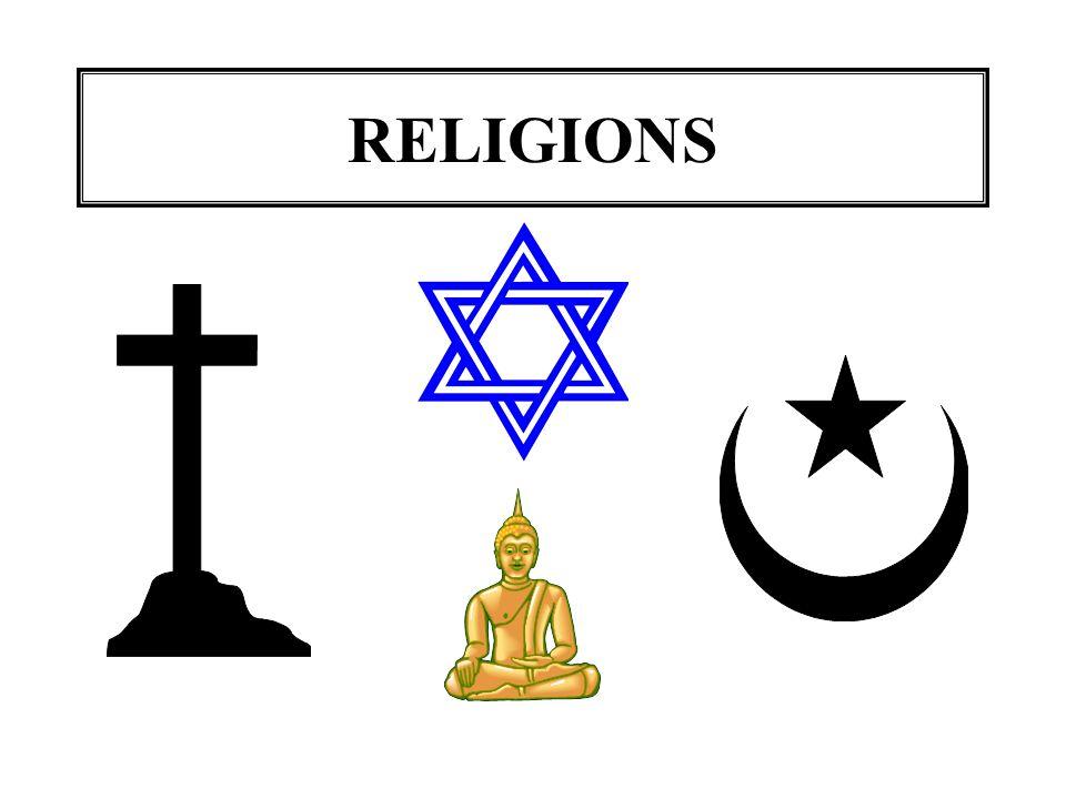 RELIGIONS Toutes les religions monothéistes se sont positionnées en faveur du don. « acte de générosité »