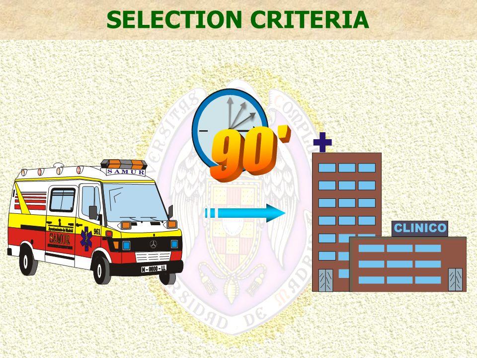 SELECTION CRITERIA 90