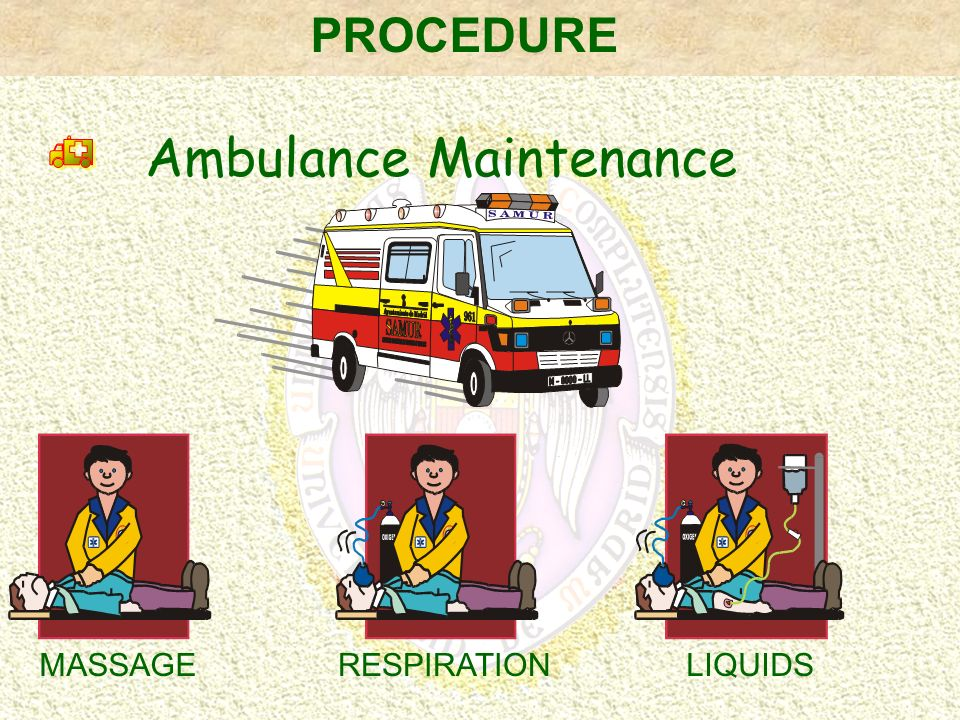 Ambulance Maintenance