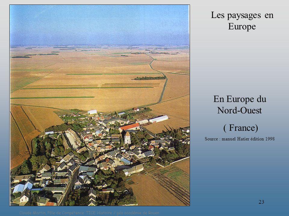 En Europe du Nord-Ouest ( France)