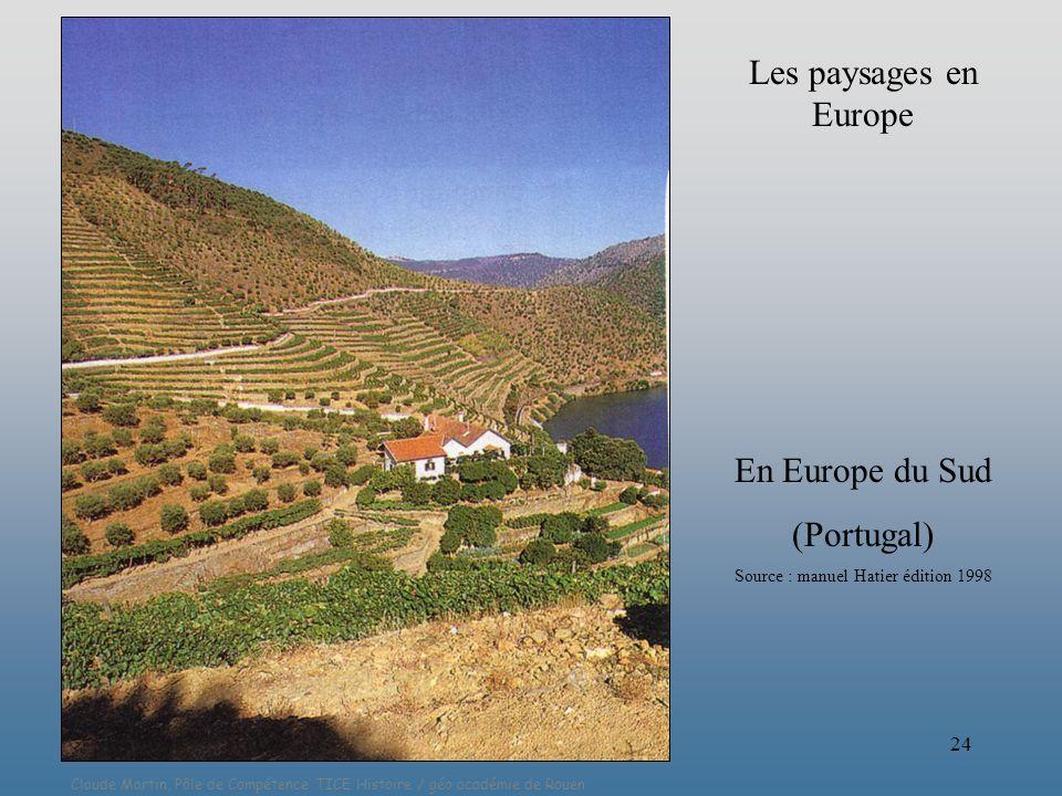Source : manuel Hatier édition 1998