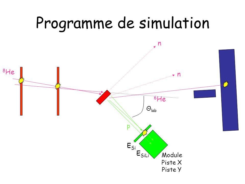 Programme de simulation