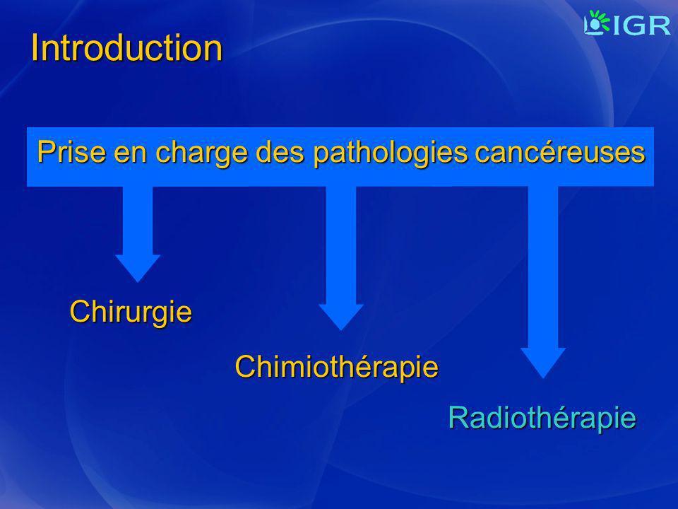 Prise en charge des pathologies cancéreuses