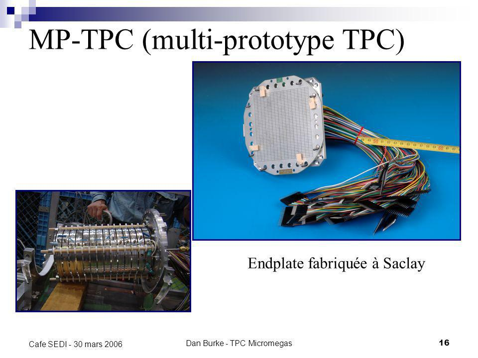 MP-TPC (multi-prototype TPC)