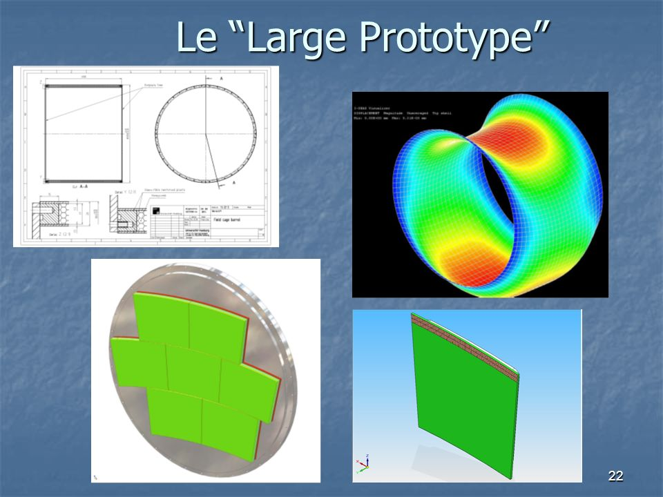 Le Large Prototype