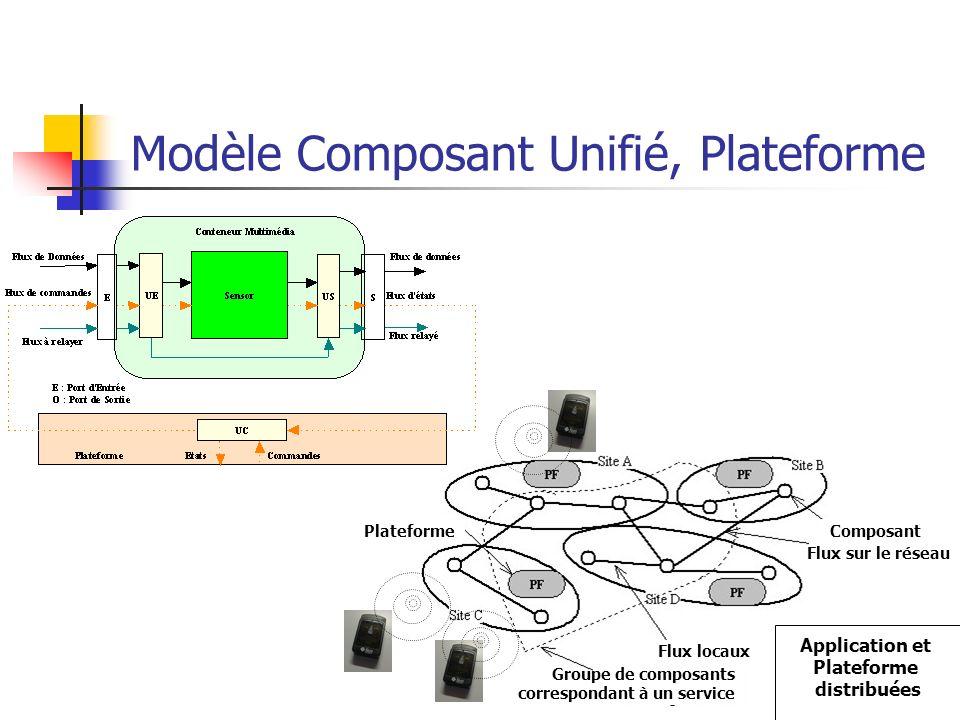 Modèle Composant Unifié, Plateforme