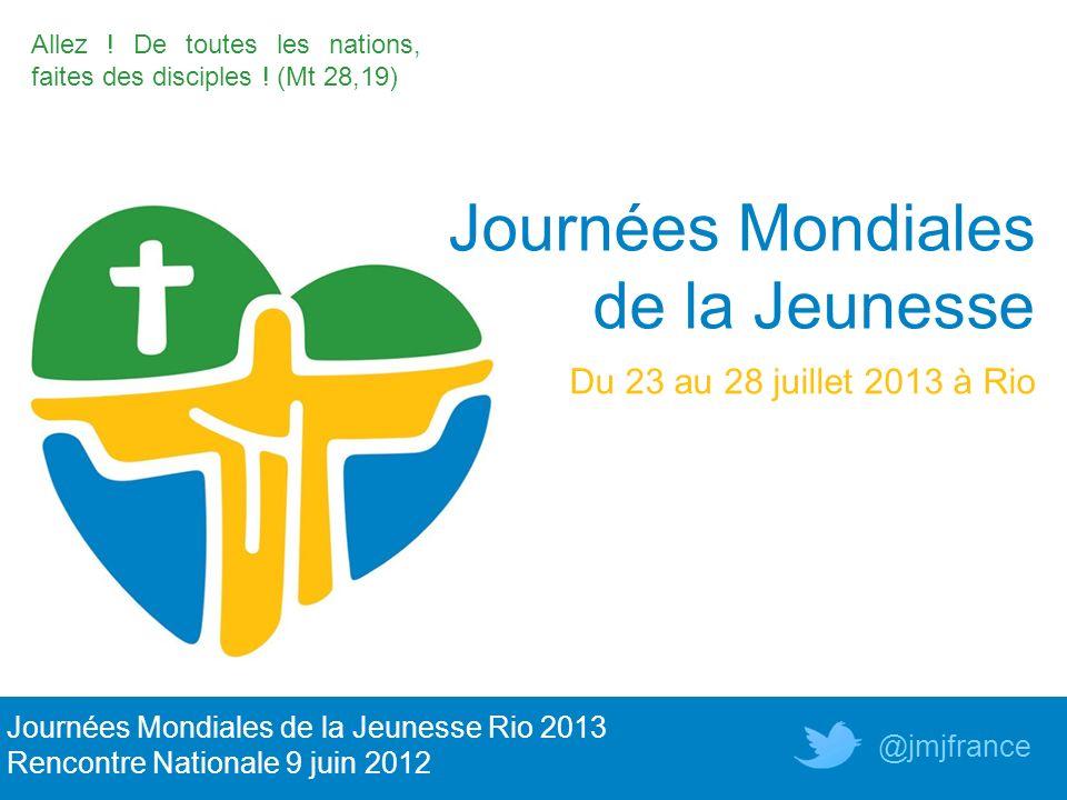 Journées Mondiales de la Jeunesse