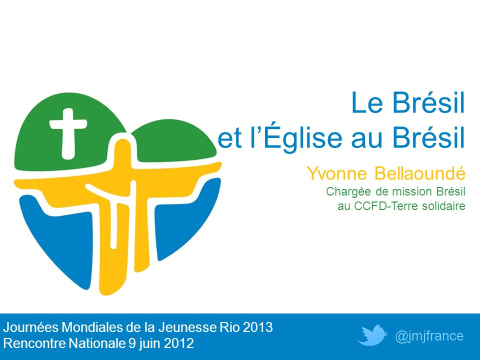Le Brésil et l'Église au Brésil