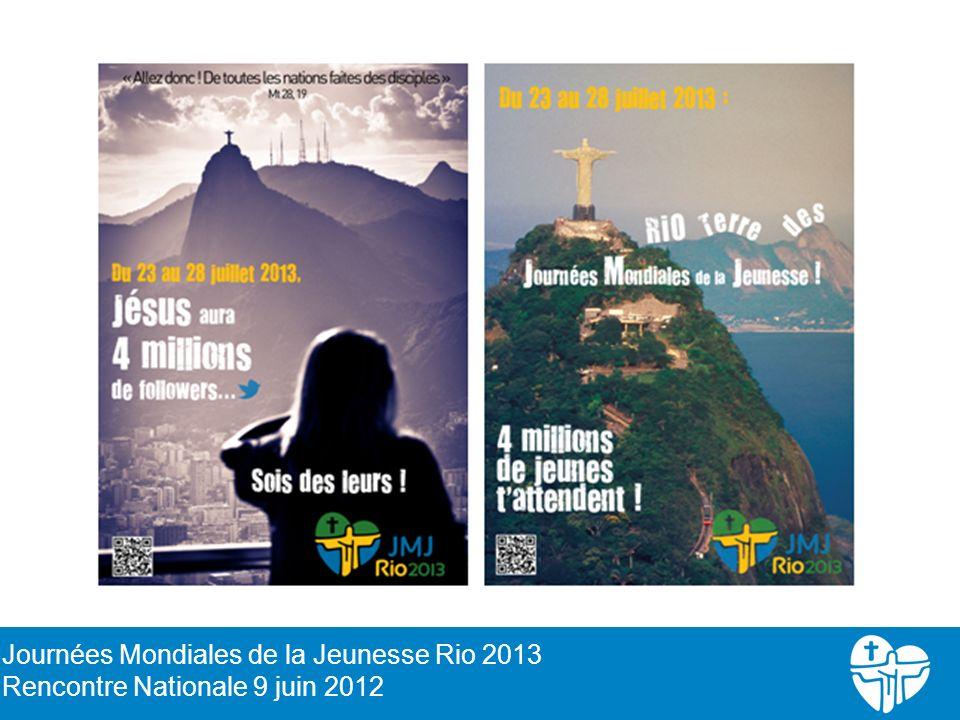 Journées Mondiales de la Jeunesse Rio 2013