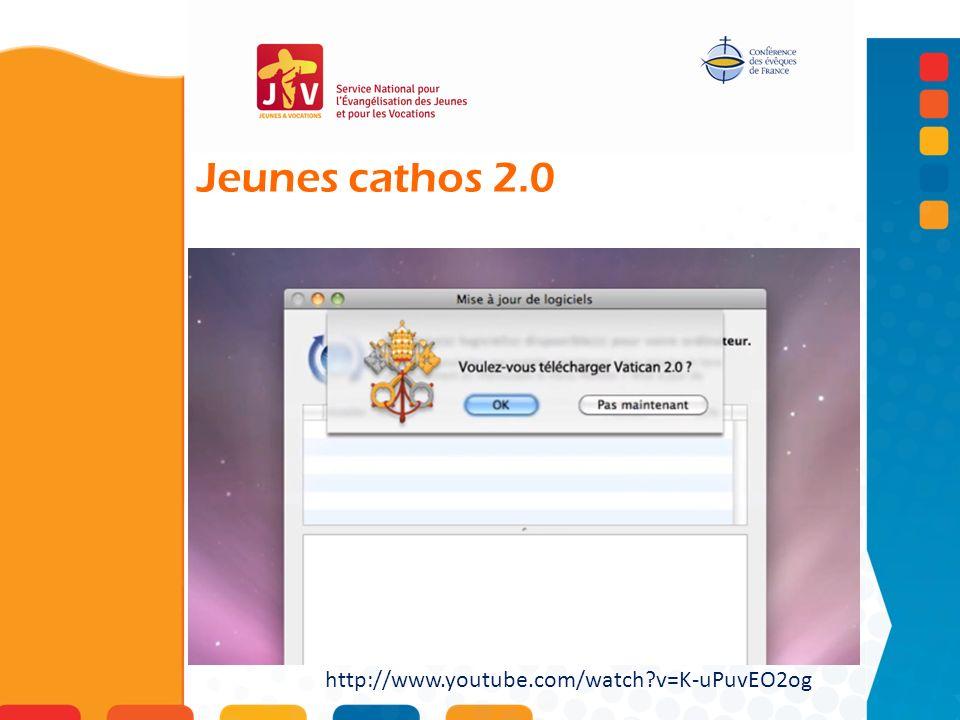 Jeunes cathos 2.0 http://www.youtube.com/watch v=K-uPuvEO2og