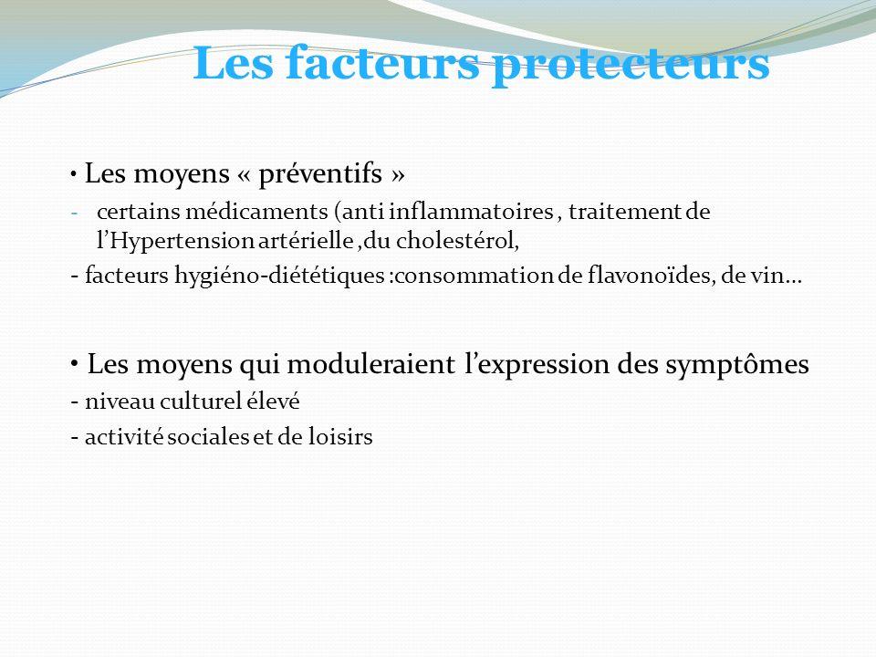 Les facteurs protecteurs