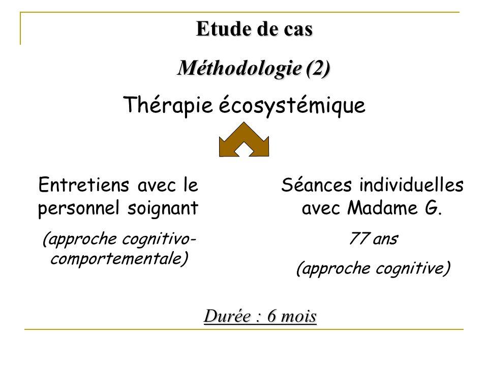Etude de cas Méthodologie (2)