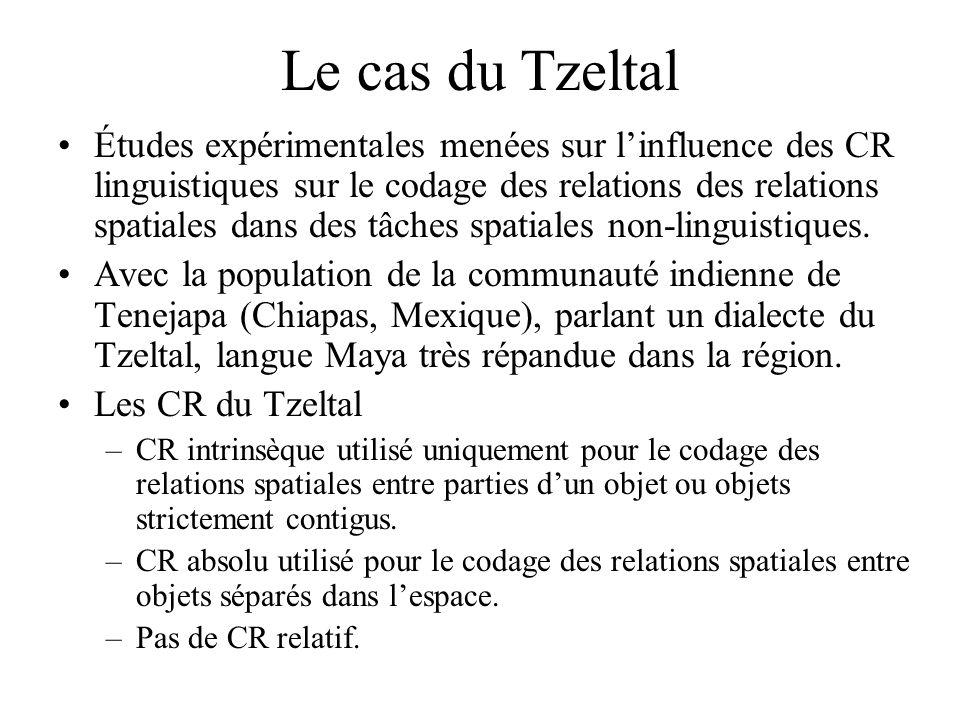 Le cas du Tzeltal