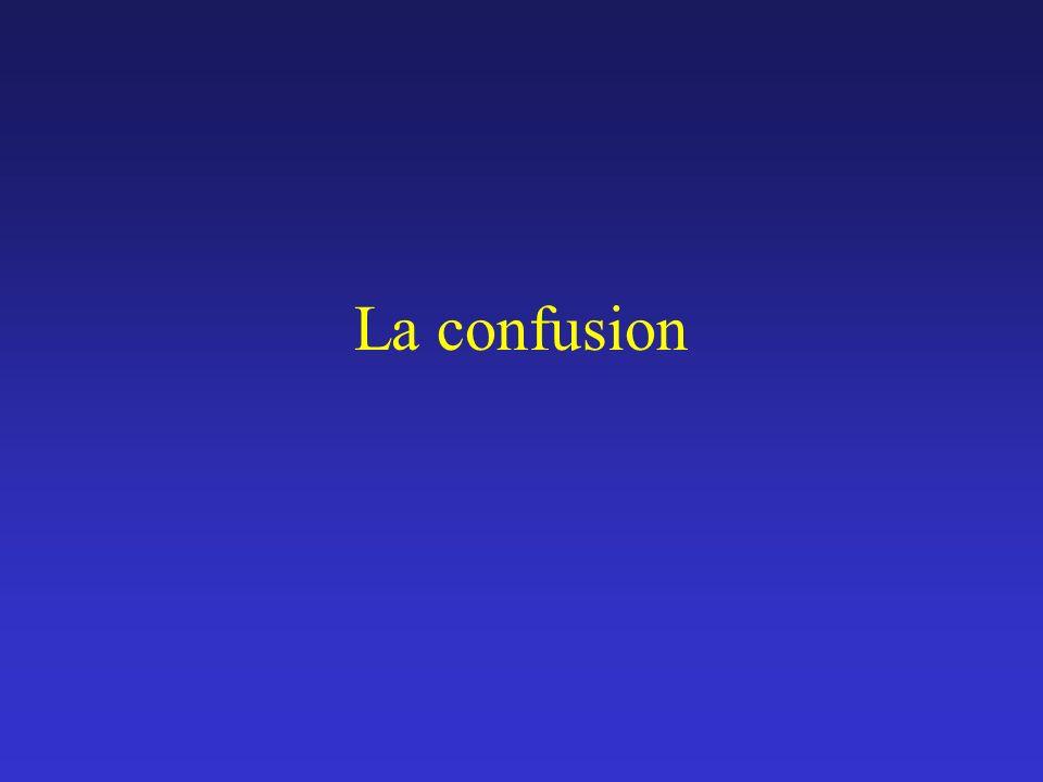 La confusion Turpie, Am J Cardiol. 2000