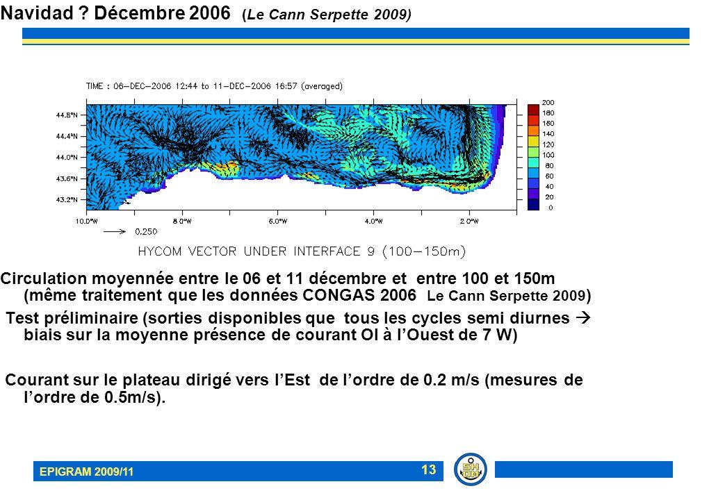 Navidad Décembre 2006 (Le Cann Serpette 2009)