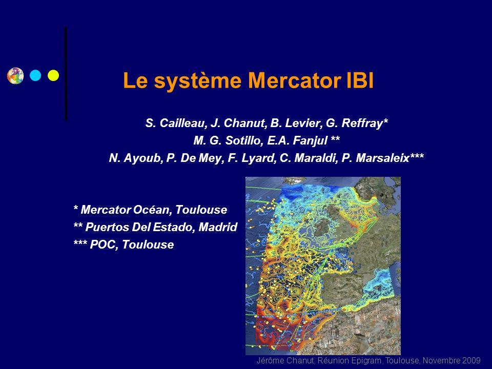 Le système Mercator IBI