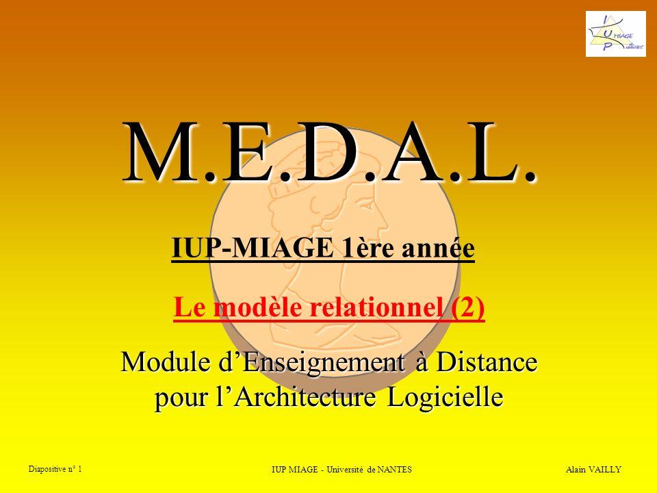 Module d'Enseignement à Distance pour l'Architecture Logicielle