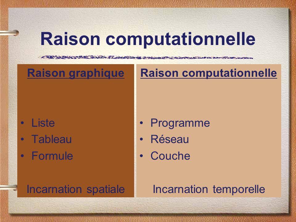 Raison computationnelle